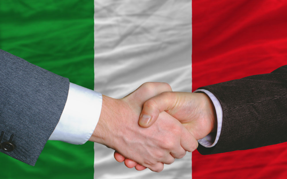Italy: What's Your Game Plan? – Damien O'Farrell | Entrepreneur